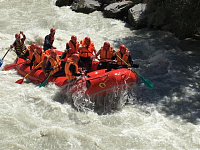 Inflatable Raft 20f for rafting