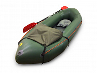 FishPackraft – inflatable packraft for fishing